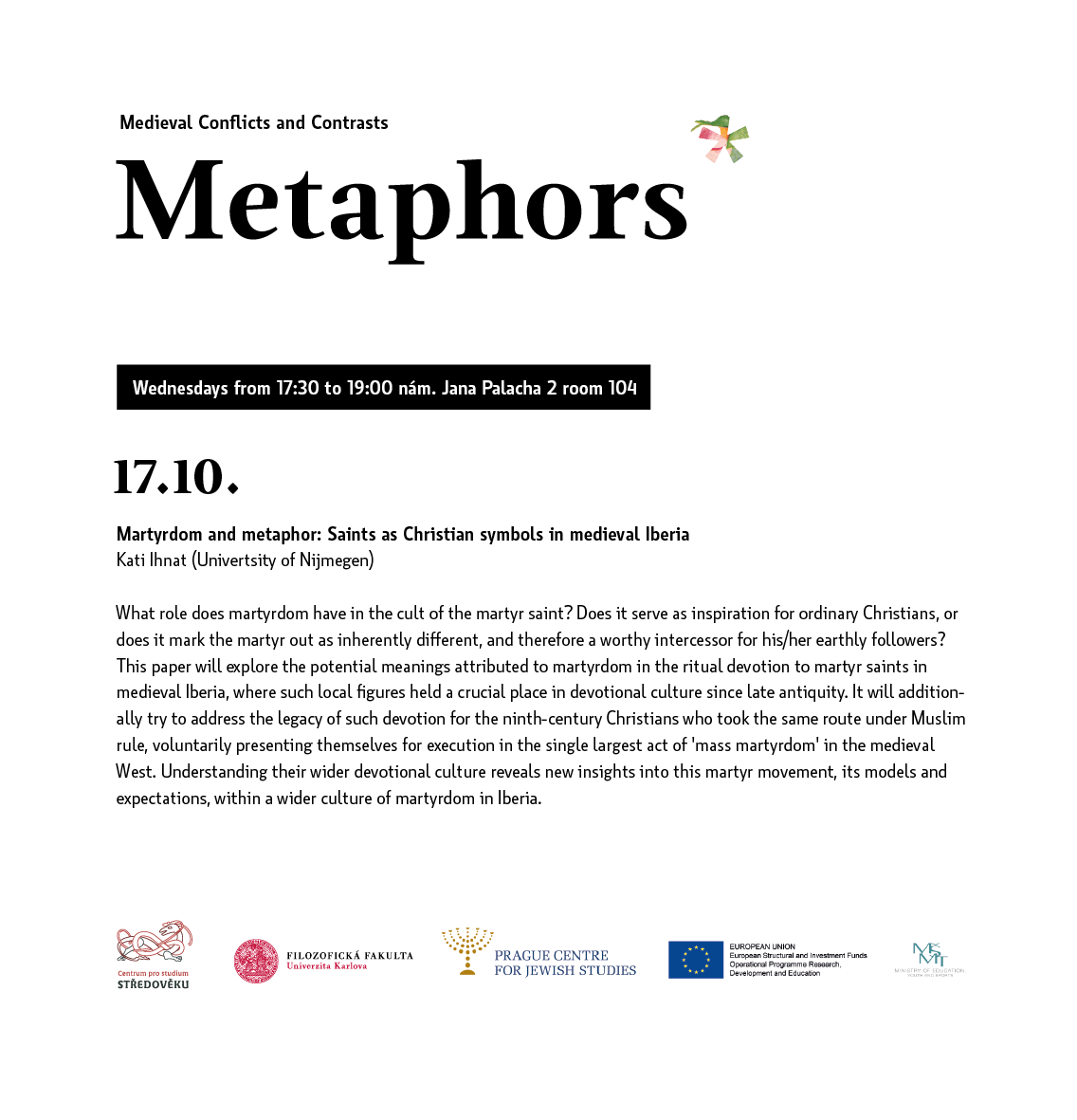 Medieval Conflicts And Contrasts Metaphors Centre For The Study